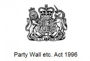 removing plaster from a party wall mckellen starling On the party wall etc act 1996